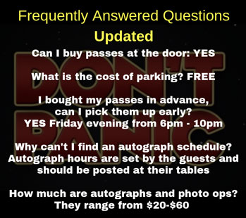 Conference FAQs